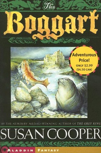 9781416905271: The Boggart