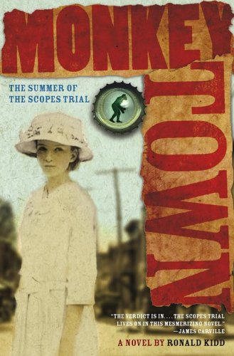 9781416905721: Monkey Town: The Summer of the Scopes Trial