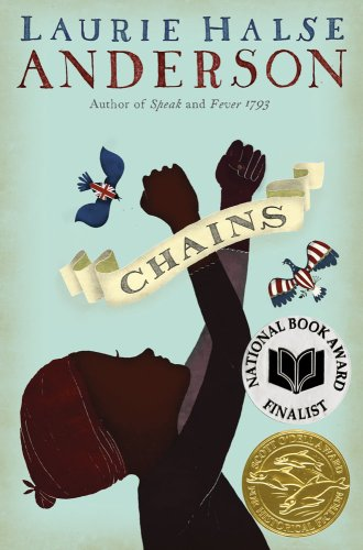 9781416905851: Chains (The Seeds of America Trilogy)