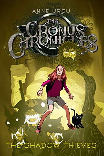 9781416905882: The Shadow Thieves (The Cronus Chronicles)