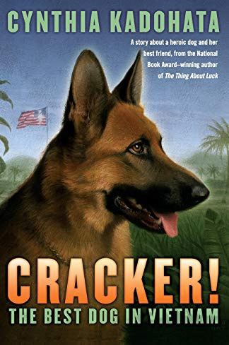 9781416906384: Cracker!: The Best Dog in Vietnam