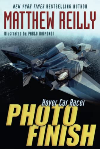 9781416906483: Photo Finish (Hover Car Racer)