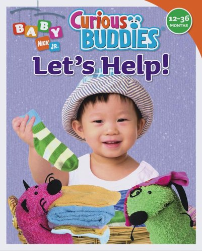 9781416906599: Let's Help!: Curious Buddies (Baby Nick Jr.)