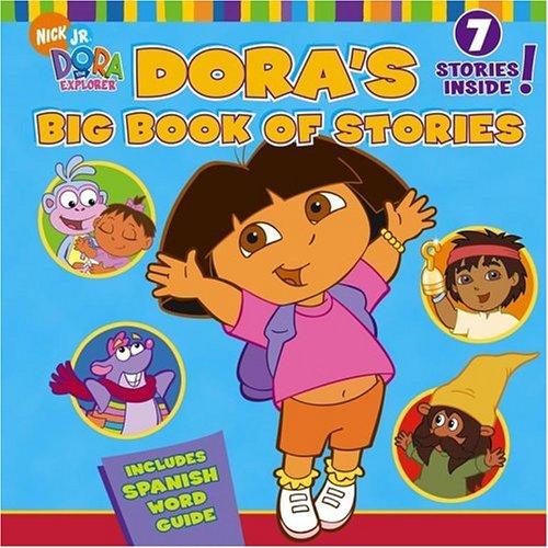 Dora's Big Book of Stories (Dora the: Various, Artists Various,Various
