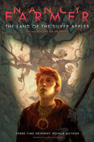 9781416907367: The Land of the Silver Apples (Richard Jackson Books (Atheneum Paperback))