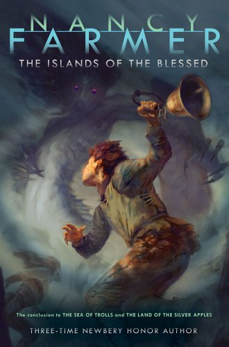 9781416907374: The Islands of the Blessed (Sea of Trolls, Book 3)