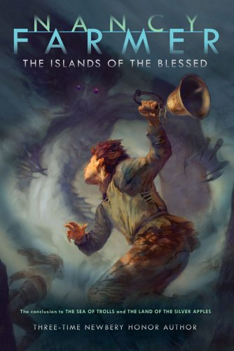 9781416907381: The Islands of the Blessed (Sea of Trolls Trilogy (Paperback))