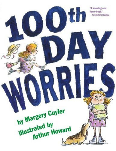 9781416907893: 100th Day Worries