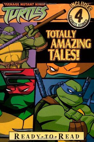 Totally Amazing Tales! (Teenage Mutant Ninja Turtles (Prebound Unnumbered)): Various
