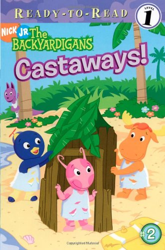 Castaways! (The Backyardigans): Alison Inches
