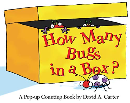 9781416908043: How Many Bugs in a Box? (Mini Edition): A Pop-up Counting Book