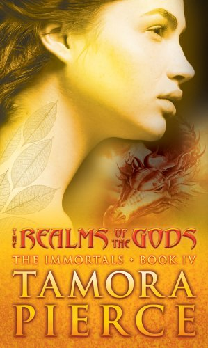 9781416908173: The Realms of the Gods (The Immortals, Book 4)