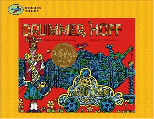 9781416908333: Drummer Hoff (Stories to Go!)