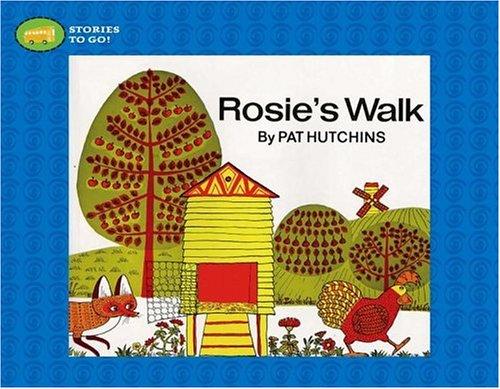 9781416908357: Rosie's Walk (Stories to Go!)