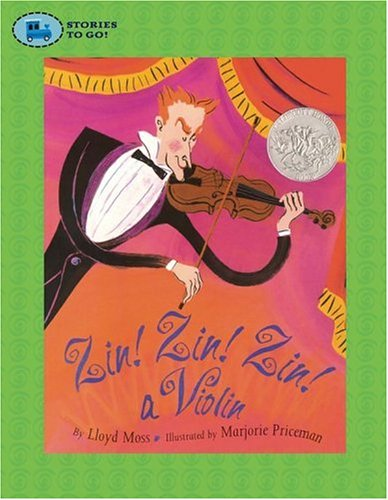 9781416908388: Zin! Zin! Zin! a Violin (Stories to Go!)