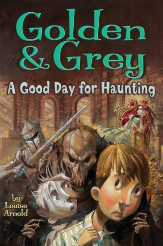 9781416908630: Golden & Grey: A Good Day for Haunting