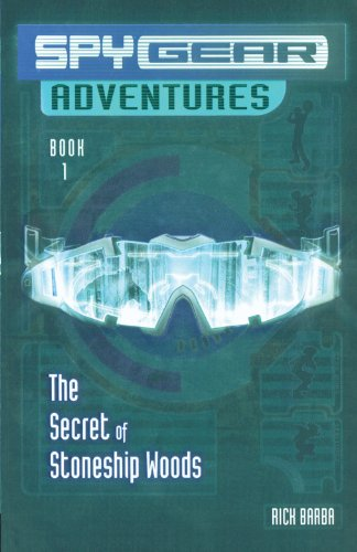 9781416908876: The Secret of Stoneship Woods (Spy Gear Adventures) (Spy Gear Adventures (Paperback))