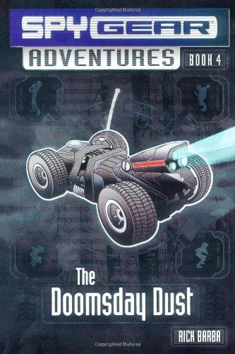 9781416908906: The Doomsday Dust (Spy Gear Adventures)