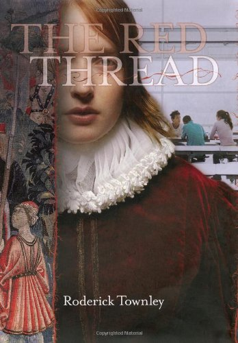 9781416908944: The Red Thread: A Novel in Three Incarnations (Richard Jackson Books (Atheneum Hardcover))