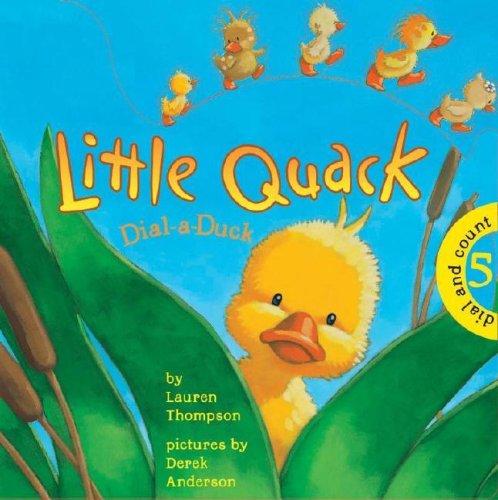 9781416909323: Little Quack Dial-a-Duck