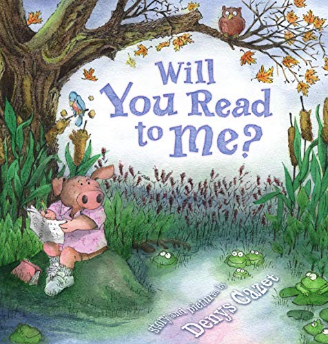 9781416909354: Will You Read to Me?