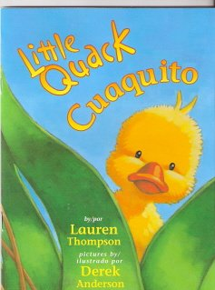 Little Quack / Cuaquito: Thompson, Lauren