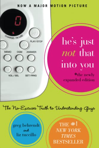 9781416909774: He's Just Not That Into You: The No-Excuses Truth to Understanding Guys