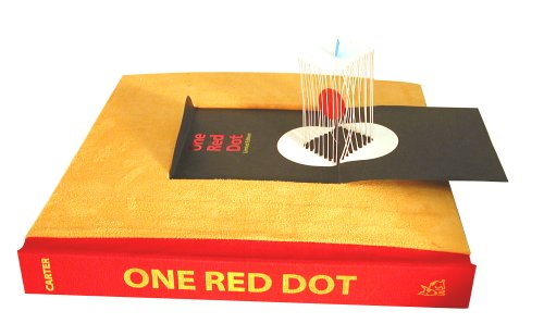 9781416909798: One Red Dot (Limited Edition): A Pop-Up Book for Children of All Ages