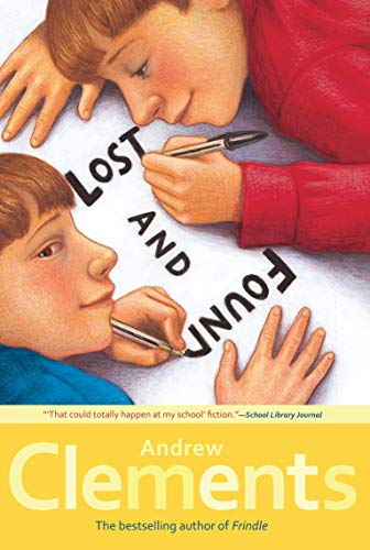 Lost and Found: Clements, Andrew