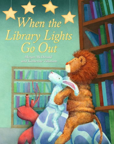 9781416910510: When the Library Lights Go Out