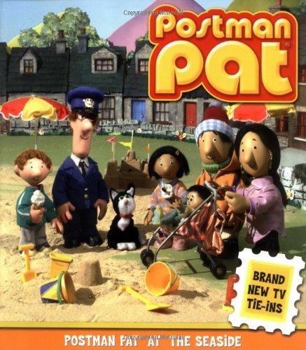 9781416910763: Postman Pat at the Seaside (Postman Pat S.)