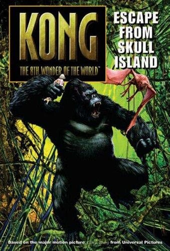 9781416910770: Escape from Skull Island (King Kong (Children's) S.)