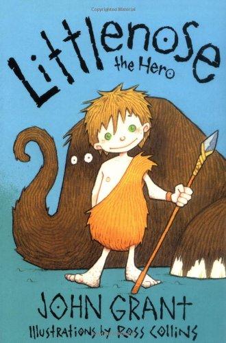 9781416910893: Littlenose the Hero