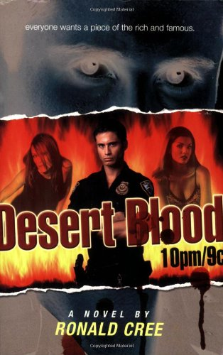9781416911562: Desert Blood 10pm/9c