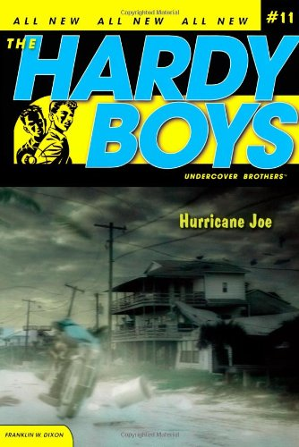 Hurricane Joe (Hardy Boys: All New Undercover: Franklin W. Dixon