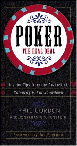 9781416912842: Poker: The Real Deal