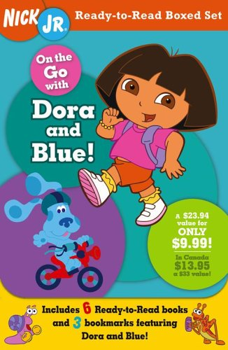 On the Go with Dora and Blue!: Various