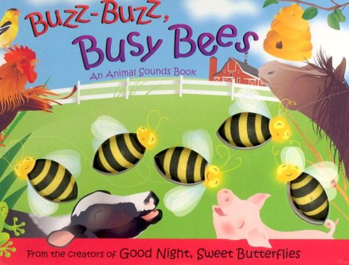 9781416913887: Buzz-Buzz, Busy Bees (Mini Edition): An Animal Sounds Book