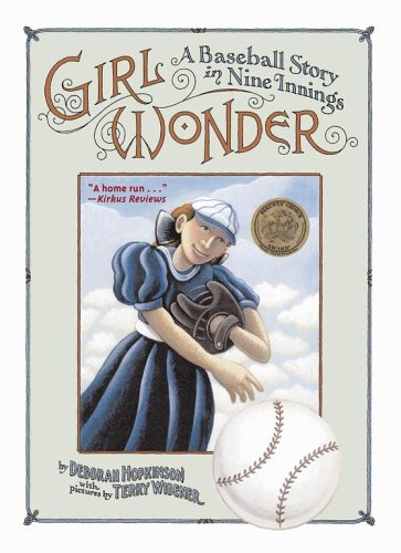 9781416913931: Girl Wonder: A Baseball Story in Nine Innings