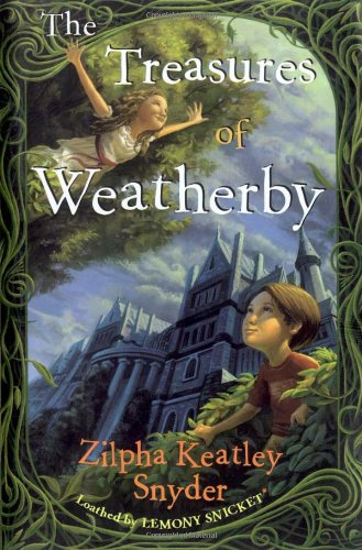 9781416913986: The Treasures of Weatherby