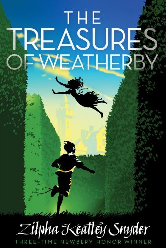 9781416913993: The Treasures of Weatherby