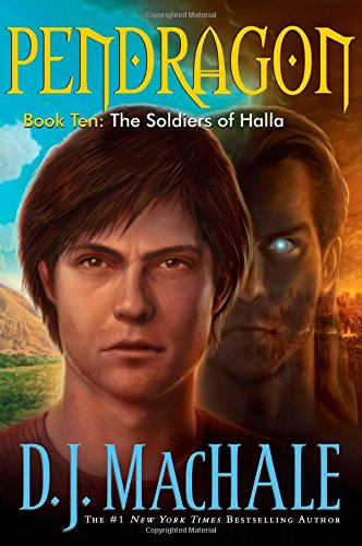 9781416914204: The Soldiers of Halla (Pendragon)