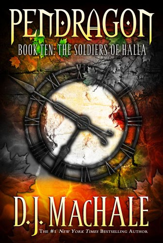 9781416914211: The Soldiers of Halla (Pendragon)