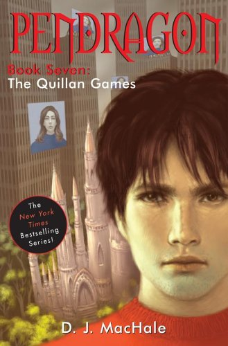 9781416914235: The Quillan Games (Pendragon)