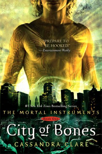 9781416914280: City of Bones: Mortal Instruments, Book 1