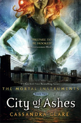 9781416914297: City of Ashes: Mortal Instruments 02