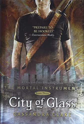 9781416914303: City of Glass (The Mortal Instruments) Book Three