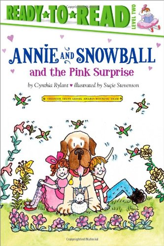 9781416914624: Annie and Snowball and the Pink Surprise