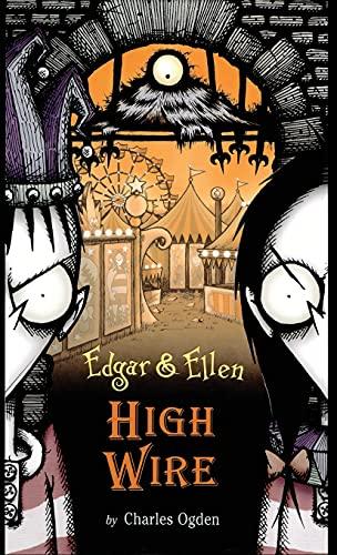 9781416915003: High Wire (Edgar & Ellen)