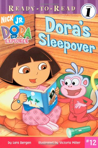 9781416915089: Dora's Sleepover (Ready-To-Read Dora the Explorer - Level 1) (Ready to Read: Level 1: Dora the Explorer)